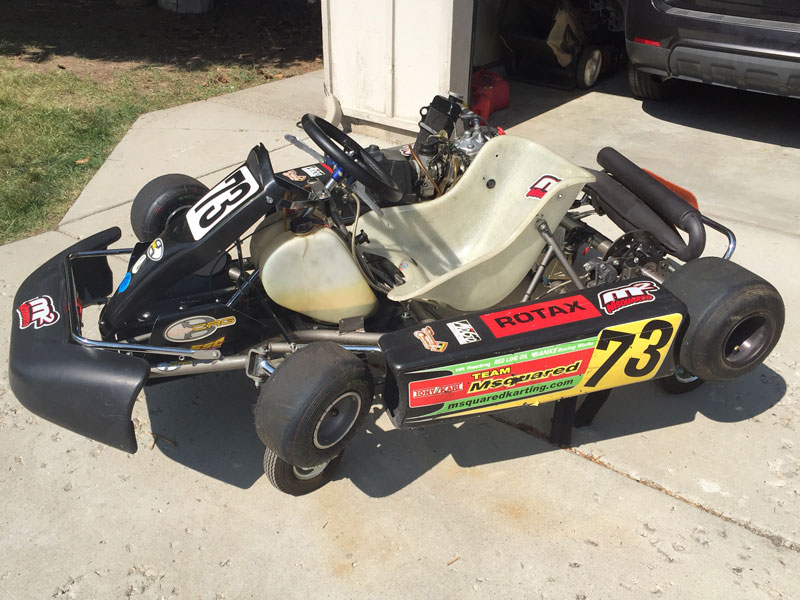 Used Karts Com High Quality Pre Owned Rotax Max Karts