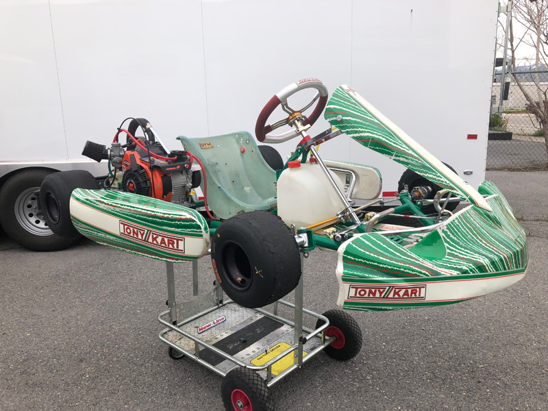 Used-Karts.com | High Quality Pre-Owned Racing Karts and Equipment